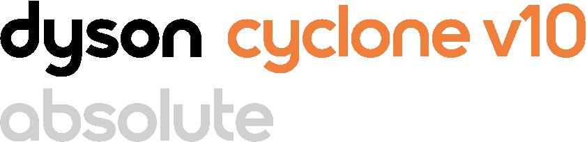 Dyson Cyclone V10 Absolute logo