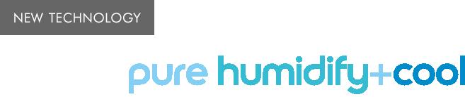 Logo Dyson pure Humidify + Cool