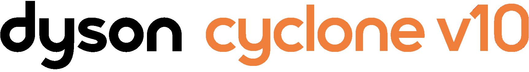 Dyson V10 vacuum cleaner logo