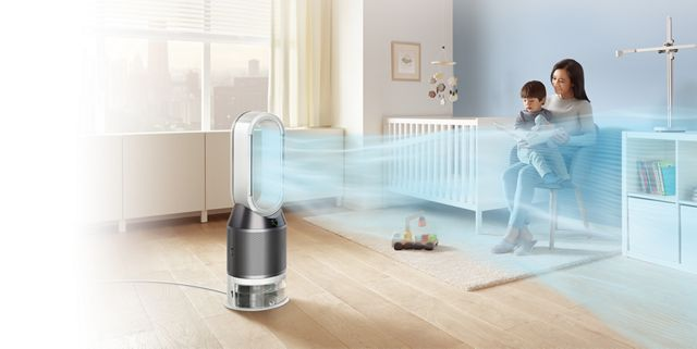 Dyson Dyson Launches First Three In One Purifying Humidifying Fan